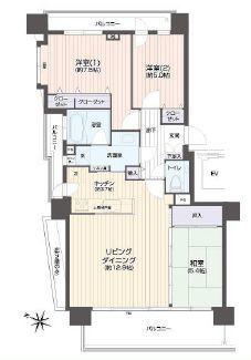 中古マンション プレステージ手稲ステーションフロント/札幌市手稲区 画像3