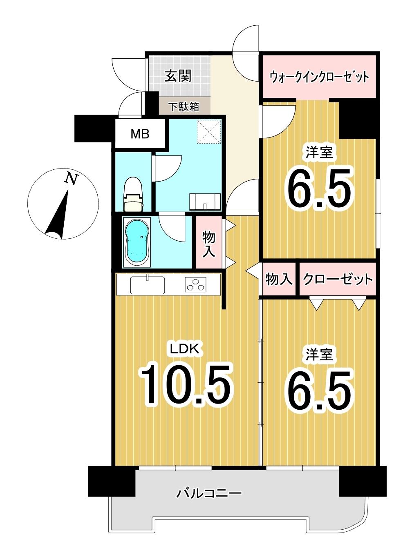 ダイアパレス北5条第2/札幌市中央区 画像3