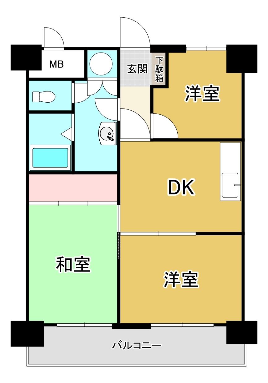 ライオンズマンション大通/札幌市中央区 画像3
