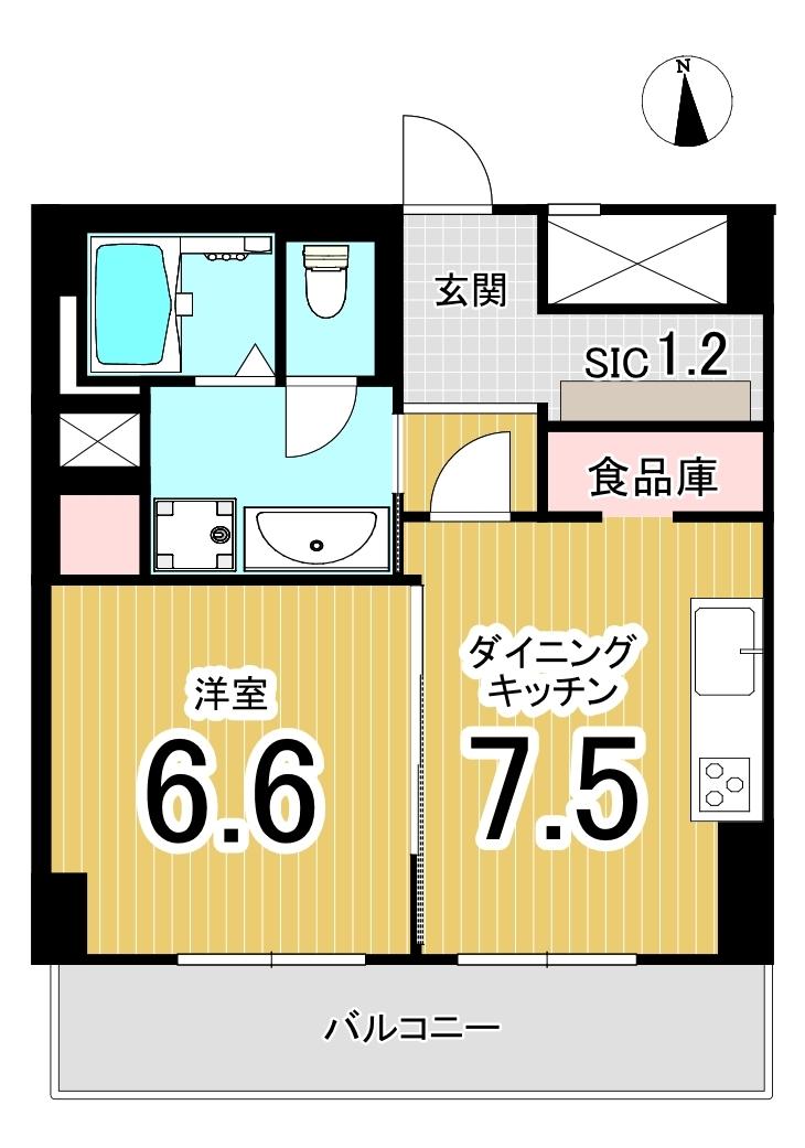 パシフィック札幌第一マンション/札幌市中央区 画像3