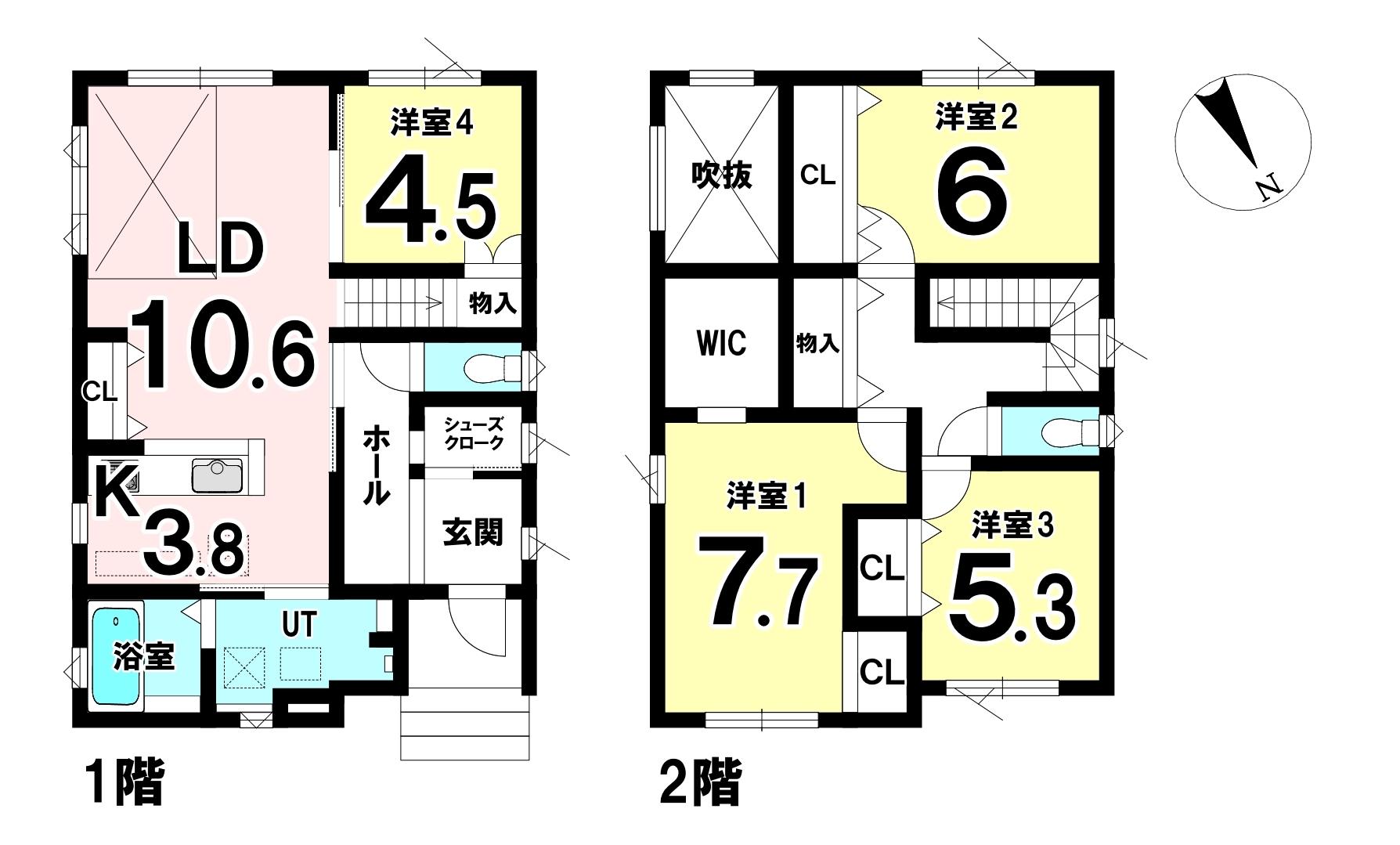 新築戸建/札幌市西区 画像3