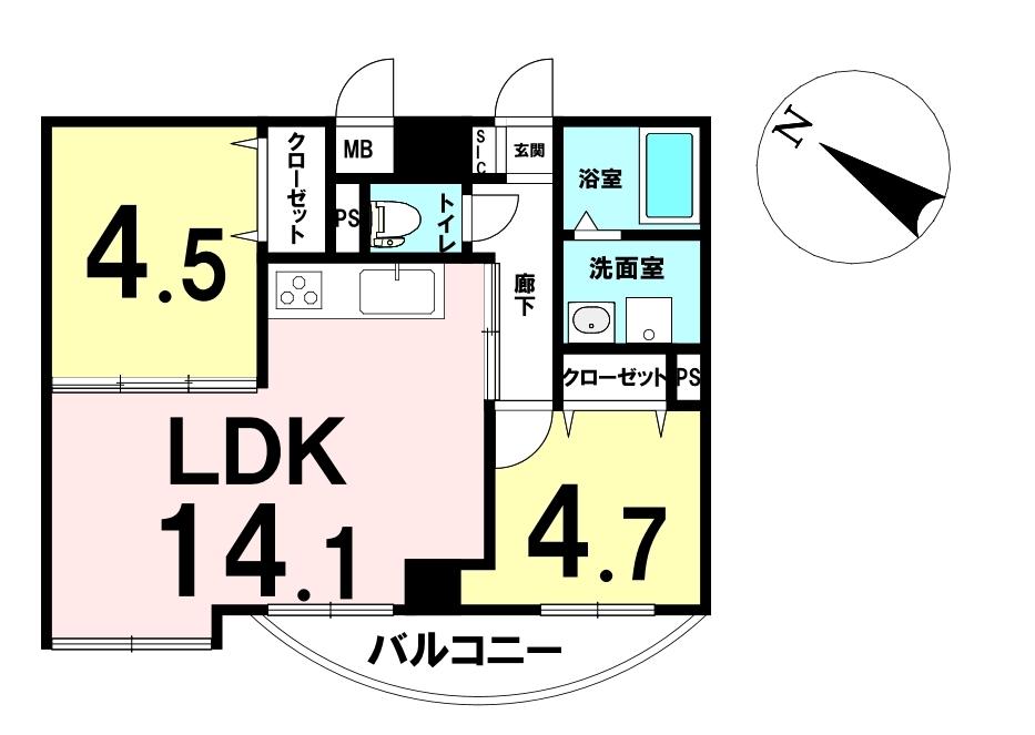 真駒内ガーデンハウス/札幌市南区 画像3